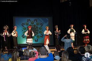 Ukrainian Fashion Show on Vyshyvanka Day