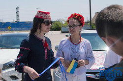 Ukrainian and Tatar Girls