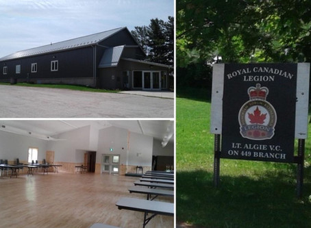 KYLE SEEBACK, M.P. CALLS ON COMMUNITY TO SUPPORT ALTON LEGION AT CRITICAL TIME