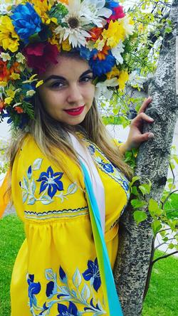 Halyna Telentso