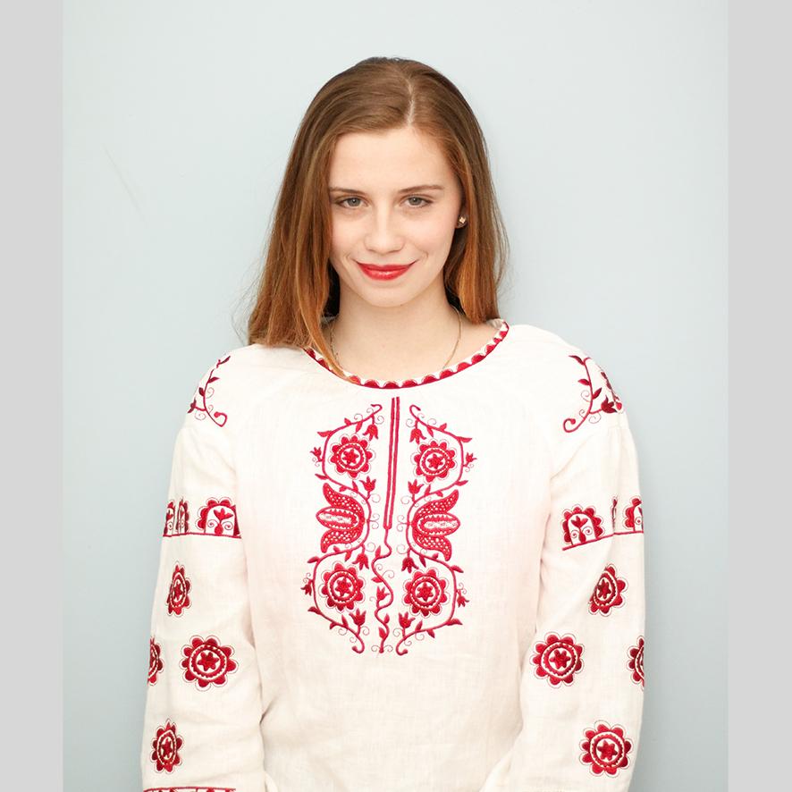 +Olena Herasymova