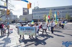 Vyshyvanka Walk Parade