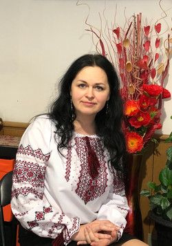 Oksana Halushka