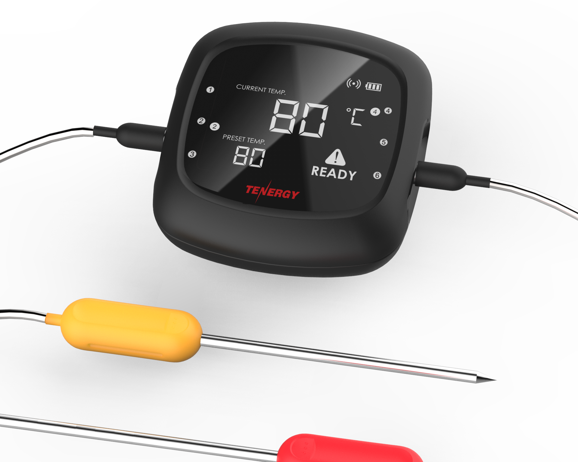 Solis Food Thermometer | Tenergy Life