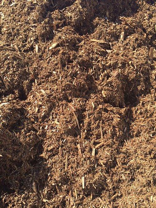 Cedar Mulch Single Shred