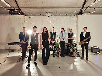 The Soul Establishment Function Band | Scotlands Top Wedding Band