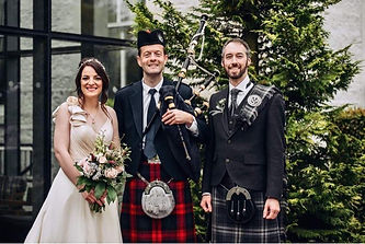 piper for wedding and events scotland