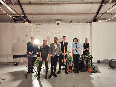 The Soul Establishment Function Band | Scotlands Wedding Band