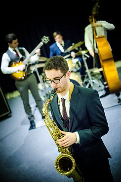jazz combo for hire function band. jazz music for weddings