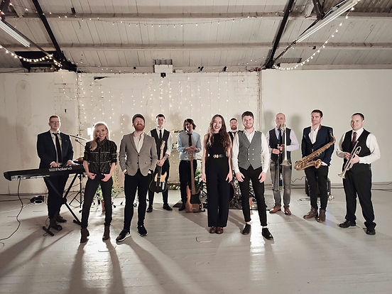 The Soul Establishment Function Band | Scotlands Best Function Band
