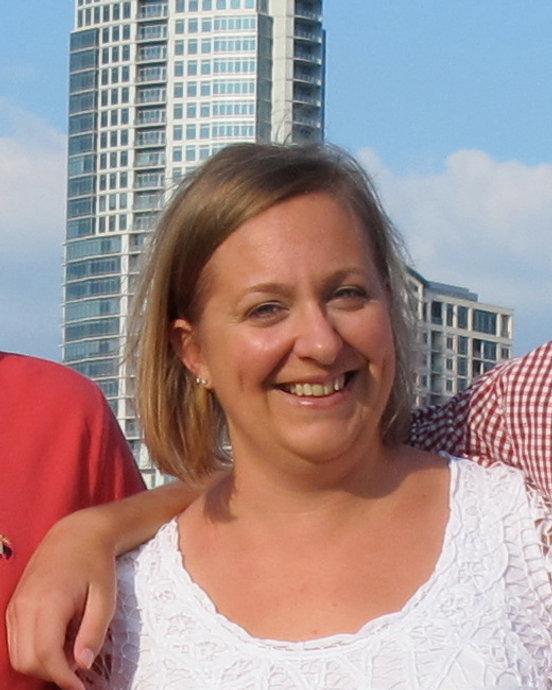 Laurie Fremgen, midwife