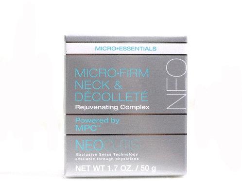 Micro-Firm Neck & Décolleté by NEOCUTIS, 1.7 oz