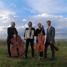 Together with the ensemble VISAVI. Photographer Kajsa Björne