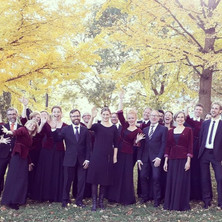 Concert tour to USA, Middlebury, Vermont, with Chamber Choir Camerata in October 2019
