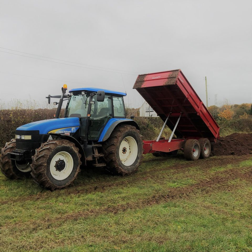 Muck Away & Aggregate Deliveries