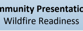 Wildfire Readiness Events Announced - Lincoln County