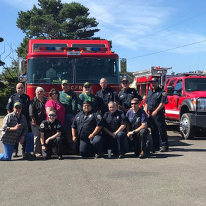 First Annual South Lincoln County First Responders BBQ A Success