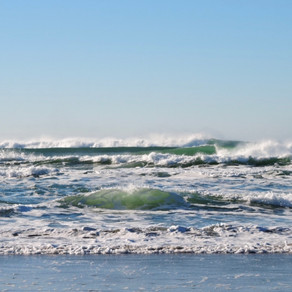 Warning Of Increased Chance Of Sneaker Wave On Oregon Beaches