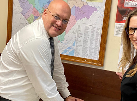 Mark Smith files for House District 99