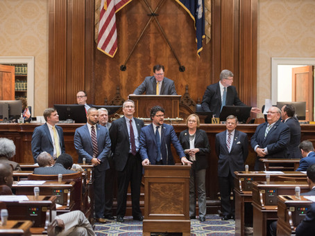 Legislative Update - January 31, 2020