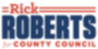Rick Roberts for Greenville County Council logo