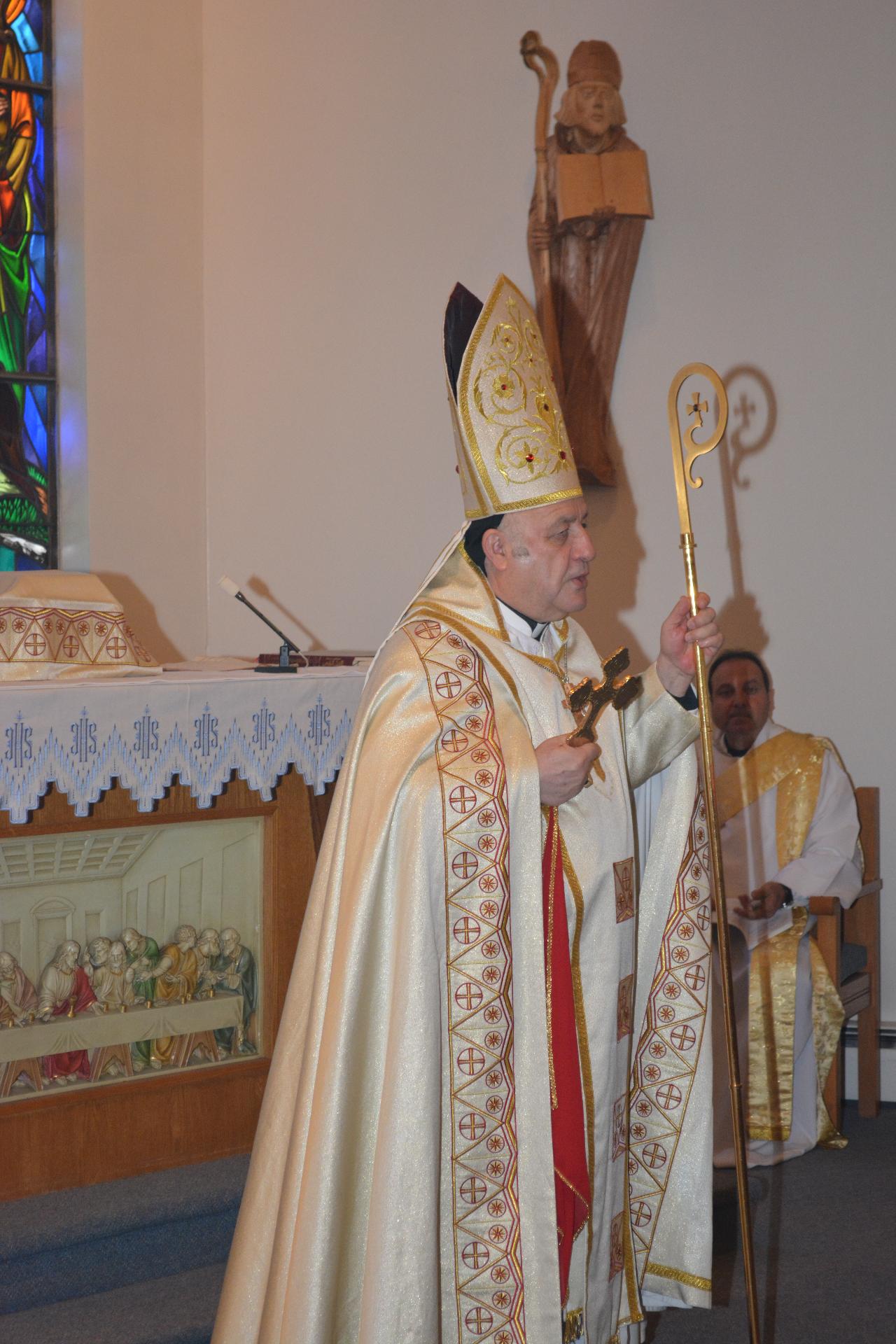 Most Reverend Barnaba Habash