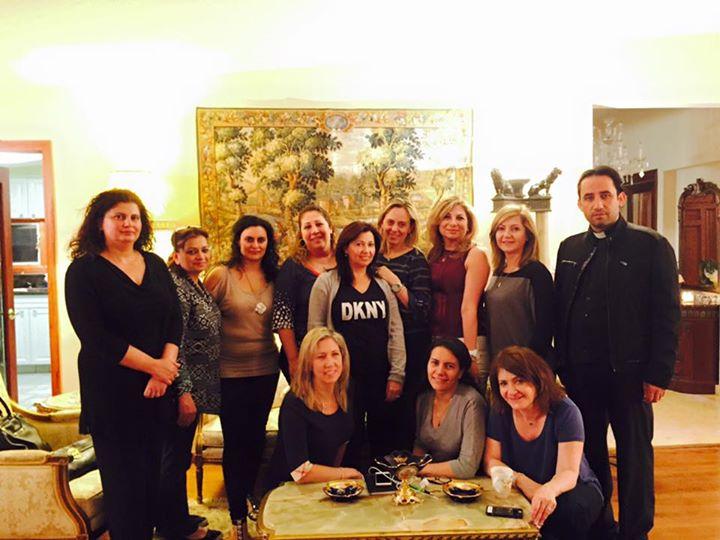 The Ladies committee