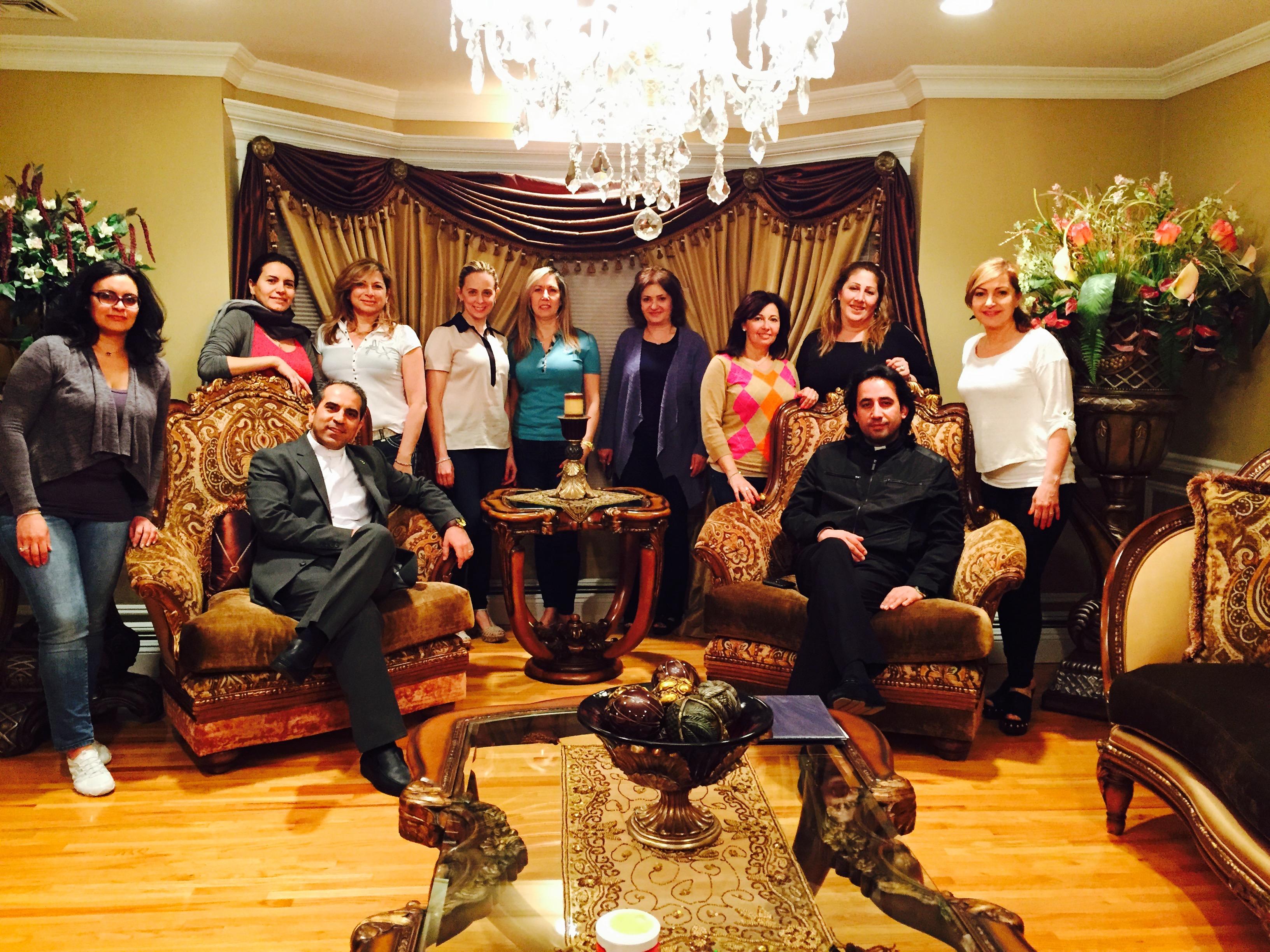Ladies Committee meeting
