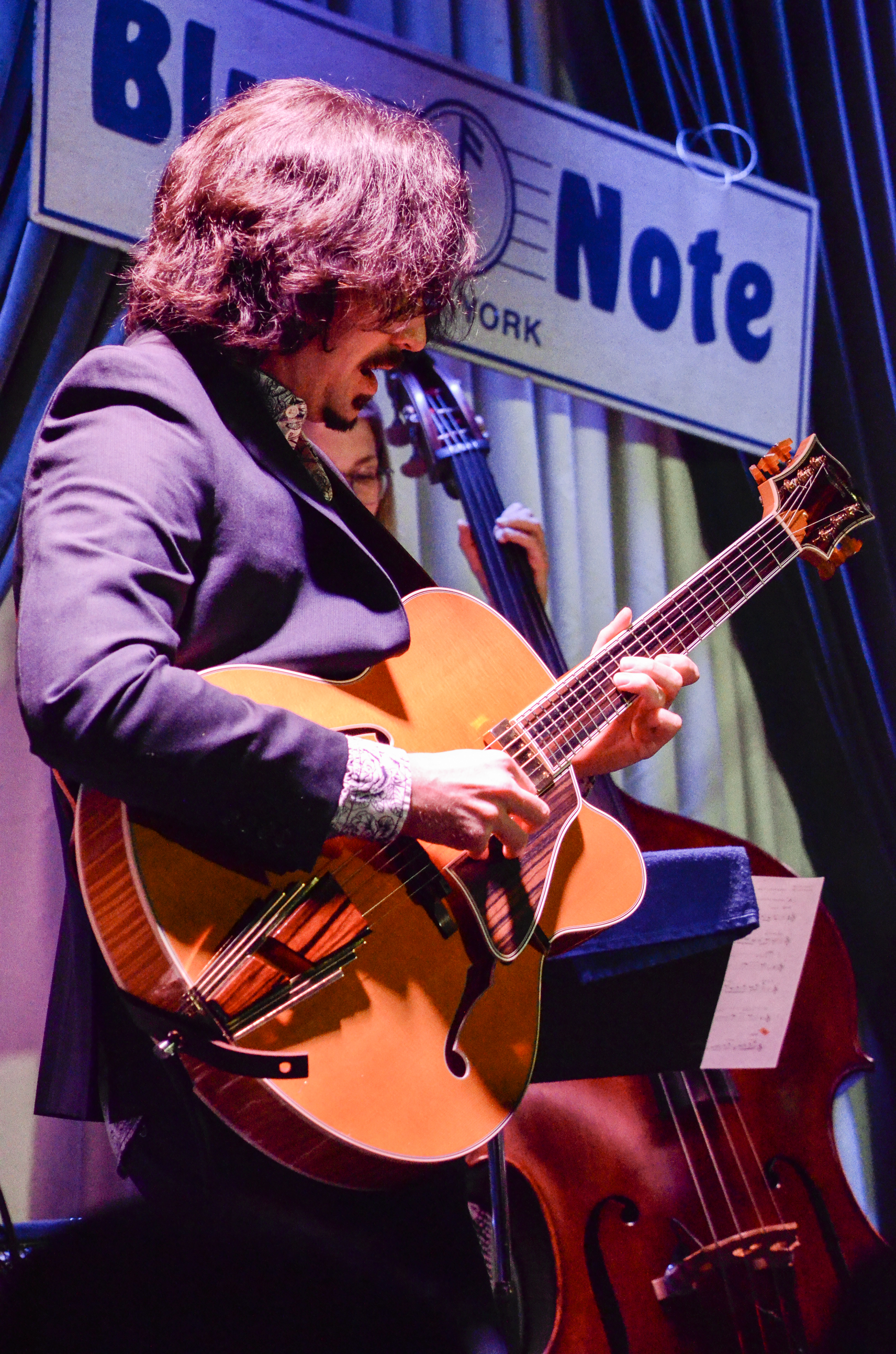 at Blue Note Festival