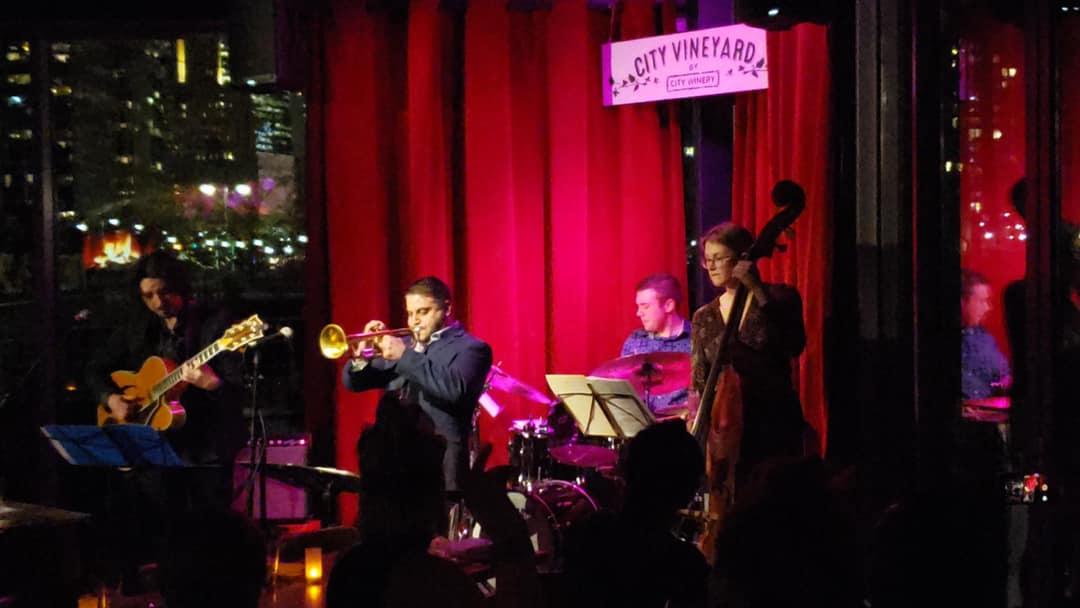PW Quartet at City Vineyard.jpg
