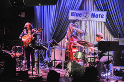 European Sound Series at BLue Note New Y