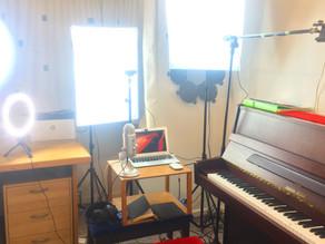 How Qian Tutor teaches piano online- November 2020