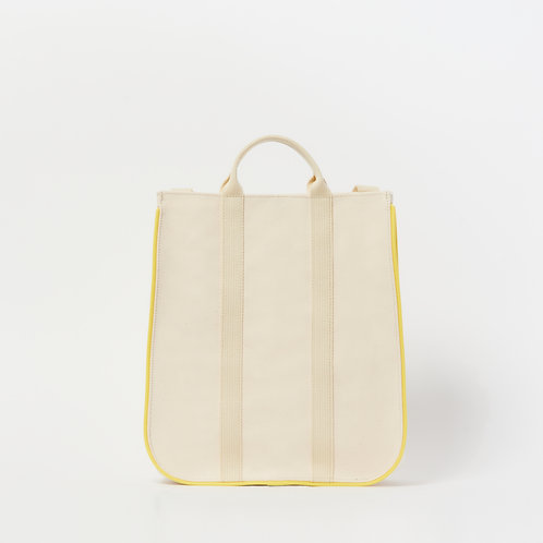 dairy tote yellow
