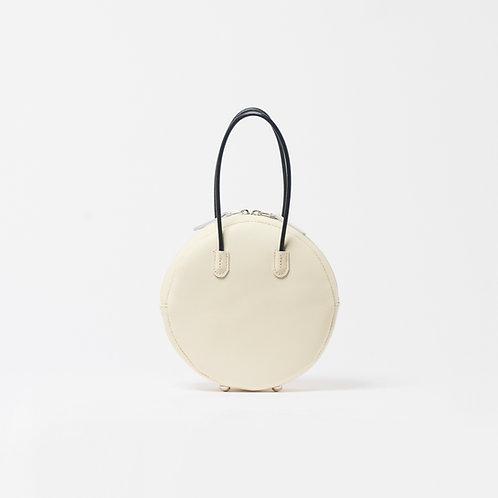 leather maru bag