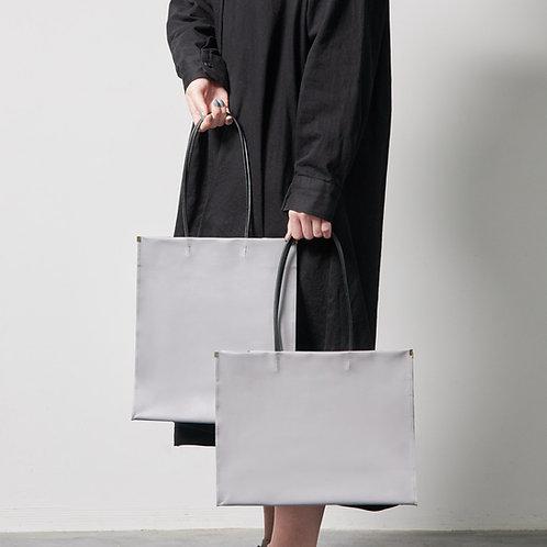 shopper bag gray