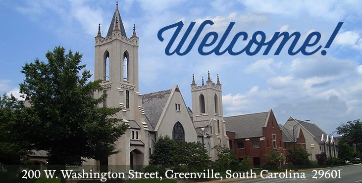 First Pres. Church Greenville