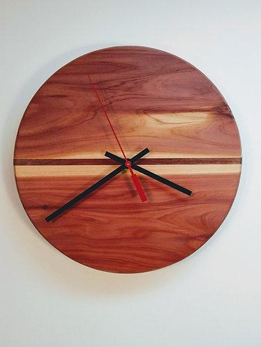 Aromatic Cedar Planetary Clock