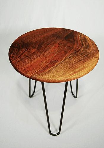 Reclaimed Walnut Side Table