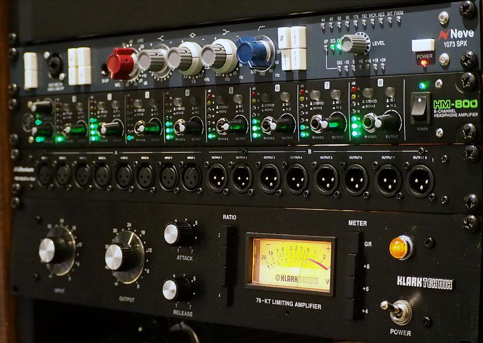 Neve 1073 Avalon Studiogear professional Audiogear