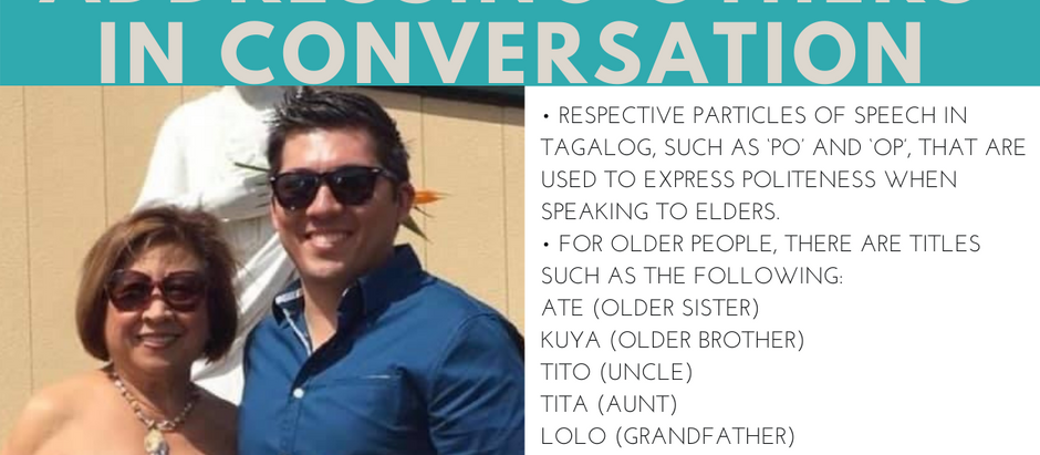 ADDRESSING OTHERS IN CONVERSATION