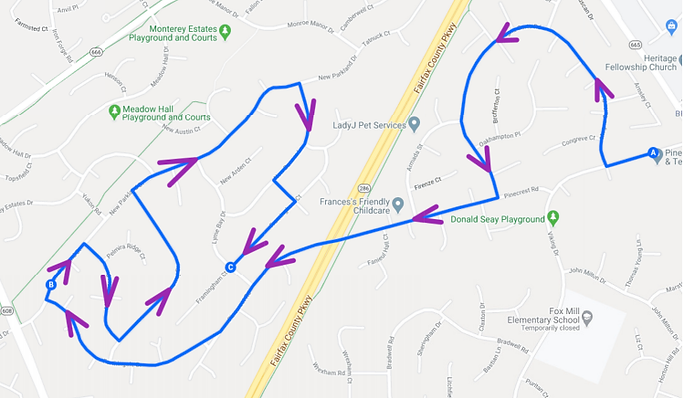 Fox Mill Parade - Route 1 of 2.png