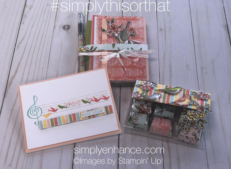 DO THE #SIMPLYTHISORTHAT PROJECTS INSPIRE YOU?