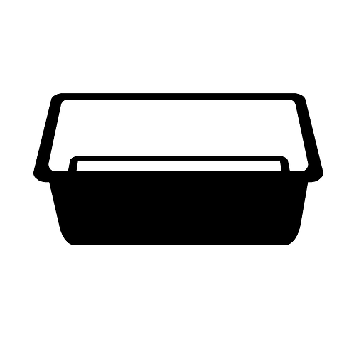 Oven Tray (Deep)