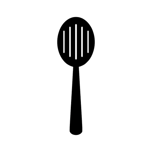 Serving Spoon (Slotted)