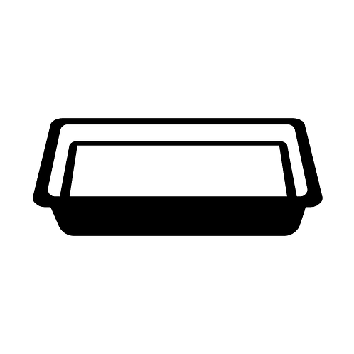 Oven Tray (Shallow)