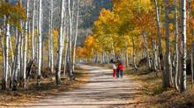 Hike near Salt Lake City