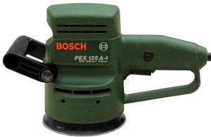 Ekscentriskā slīpmašīna Bosch PEX 125 A-1