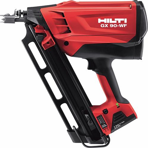 Gāzes naglu pistole GX 90-WF