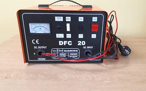 Akumulatora lādētājs Alburnus DFC-20