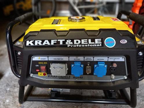 Benzīna ģenerators KRAFT&DELE
